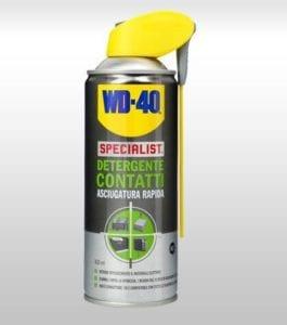 Come utilizzare il detergente contatti  elettrici WD-40 Specialist