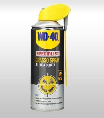 Grasso Spray: il tuo alleato a lunga durata!