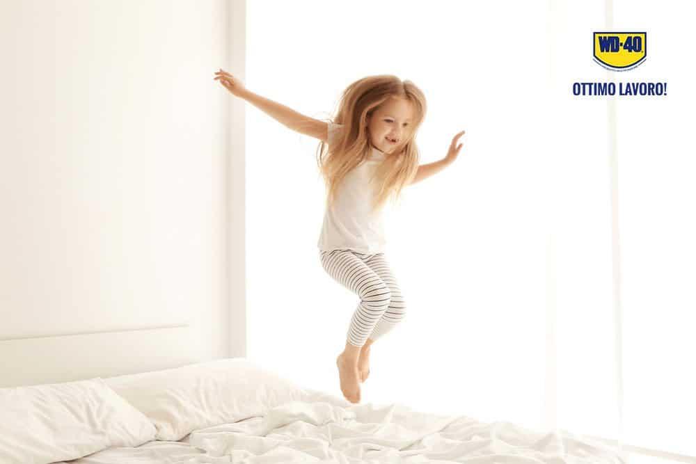 Come eliminare i cigolii del letto definitivamente!