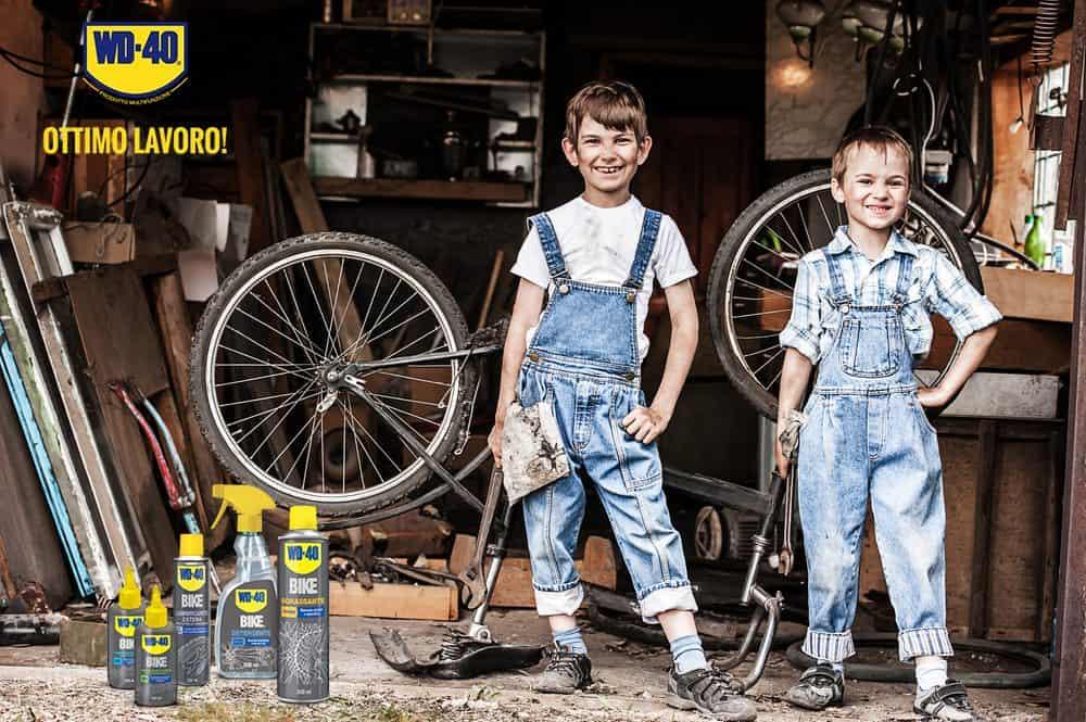 Consigli per una corretta ed efficace manutenzione della bici