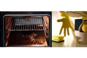Forno: pulizia e manutenzione