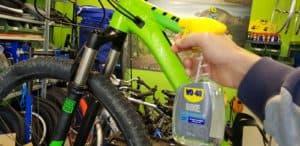 Come prendersi cura dell'e-bike