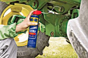 Come fare la manutenzione del trattore