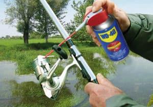 Come effettuare la manutenzione della canna da pesca