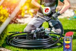Come pulire gli irrigatori da giardino: manutenzione fai da te
