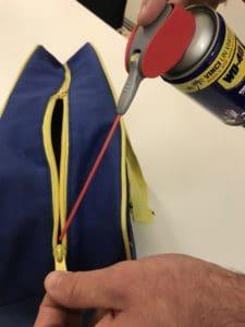 Come effettuare la manutenzione dello zaino da scuola!
