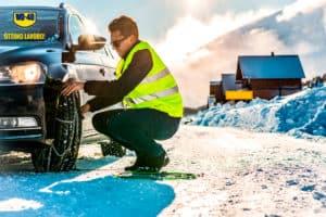 Manutenzione delle catene da neve semplice ed efficace