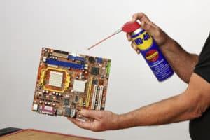 Kit Settore Elettrico Fai da Te: pulizia e ripristino dei contatti
