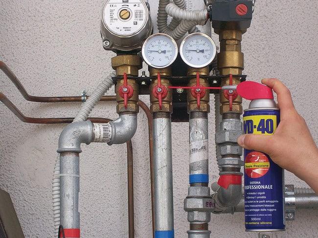 Manutenzione caldaia a gas: come e dove intervenire