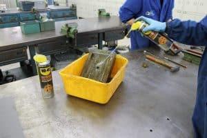 Come fare la manutenzione della tavola a croce